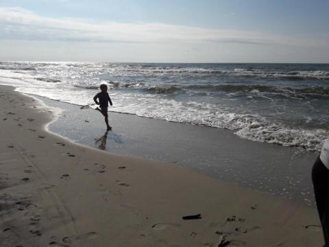 morze plaża